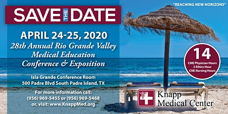 28th Annual RGV Medical Education Conference & Exposition tickets