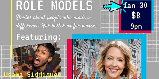 Role Models: A Storytelling Show & Open Mic