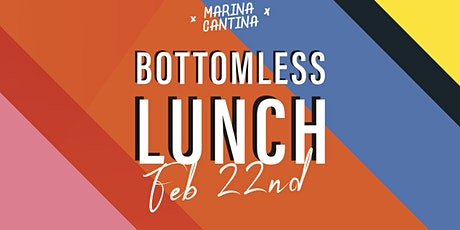 Marina Cantina Bottomless lunch tickets