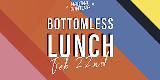 Marina Cantina Bottomless lunch