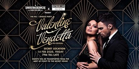 Valentine Vendetta presented by Creative Insurgence & Sethlui.com  tickets