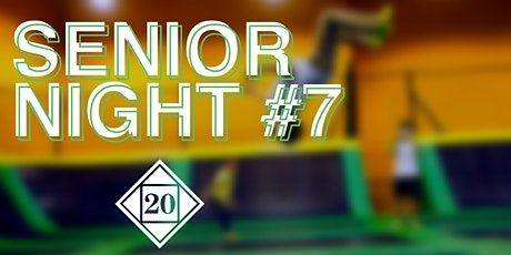 Senior Night #7 | Rockin' Jump tickets