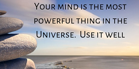 Meditation - A mastery of the mind tickets