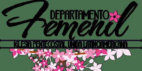 """""""ESCOGIDAS"""" Retiro de La Esposa del Pastor 2020 entradas"""