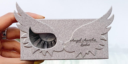 Angel Anosha Lashes Lauch Party