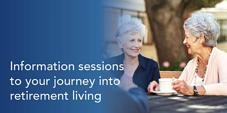 Retirement Living Information Session tickets