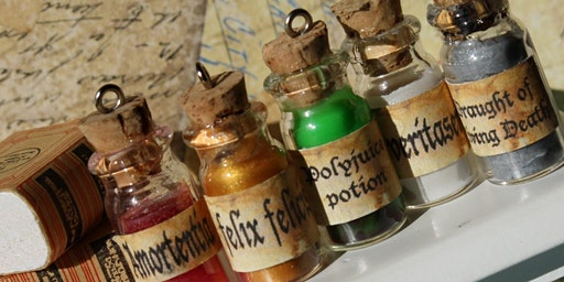 Madam Pince Presents: Potions