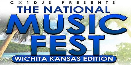 Cx1DJs National Music Fest tickets