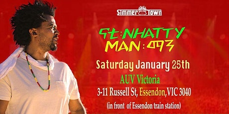 Nhatty Man: Melbourne Concert tickets