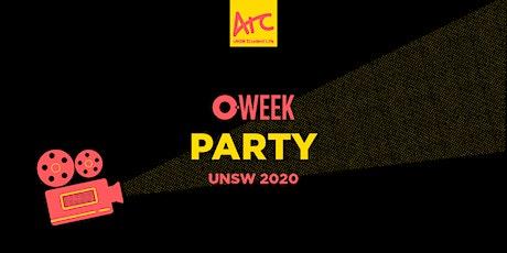 O-Week Masquerade Party | 18+ tickets