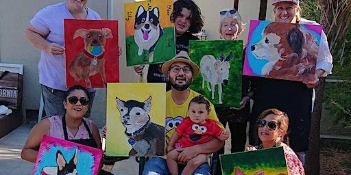 Paint Party - Paint your Pet