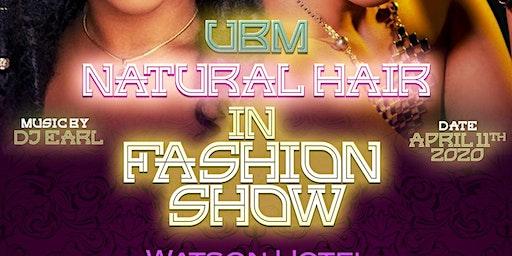 UBM Natural Hair in Fashion