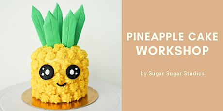 Cake Decorating: Pineapple Cake Workshop tickets