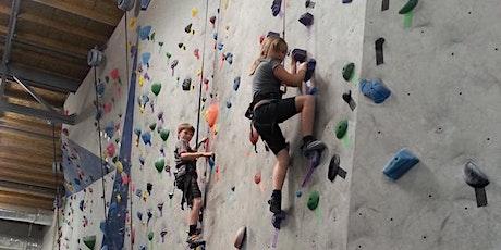 FRIDAYS: Rock Climbing for Girls(G.2-G.5) - 1,700 baht tickets