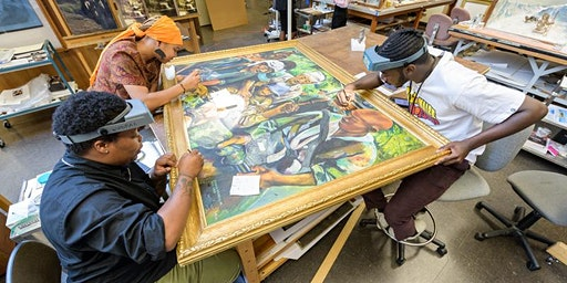 To Preserve a Legacy: Art Conservation at the AUC