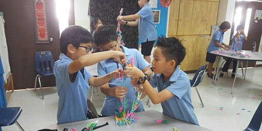 FRIDAYS: Team Building and STEM activities with Mr.Yohun (G.3-G.6) - 1,850 baht