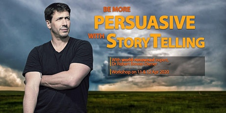 Learn to be more persuasive with better storytelling! tickets