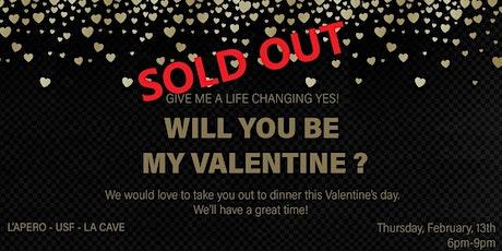 Unique St. Valentine dinner 2020 tickets