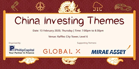 China Investing Themes tickets