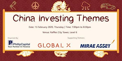 China Investing Themes