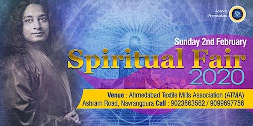 Spiritual Fair 2020 by Ananda Sangha Ahmedabad