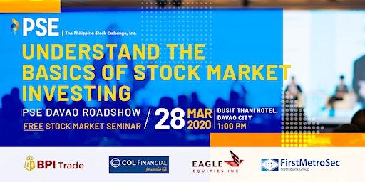 [Roadshow - 2020] PSE's Free Stock Market Seminar in Davao City