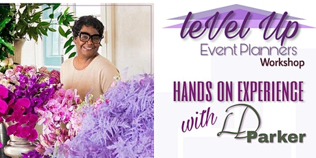 Level Up Event Planners Workshop tickets