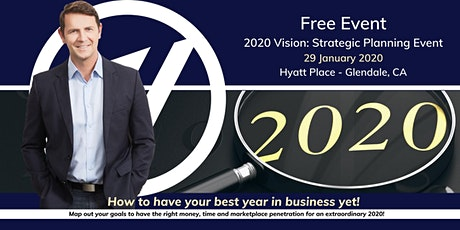 Abundance Global Presents: 2020 Vision 'Strategic Planning Event' tickets