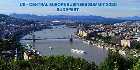 UK-CENTRAL EUROPE BUSINESS SUMMIT - TECHNOLOGY, INNOVATION, INVESTMENT tickets