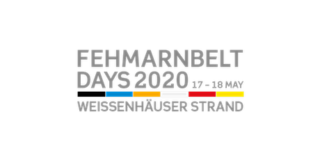 Fehmarnbelt Days 2020 - Conference Tickets