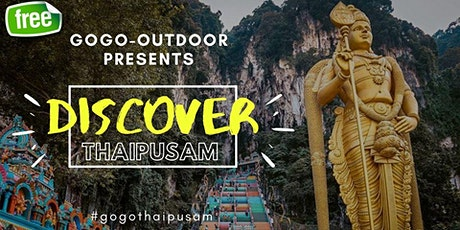 Discover Thaipusam 2020 - FREE EVENT tickets