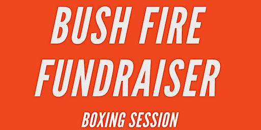 Boxing Fundraiser for Bush Fires