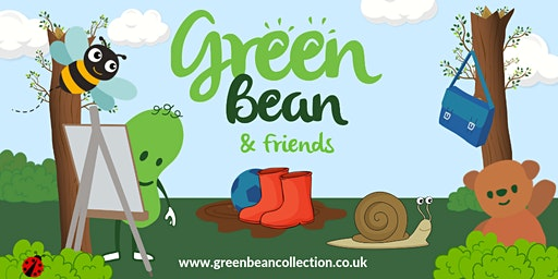 Storytime Fun - Green Bean At The Park