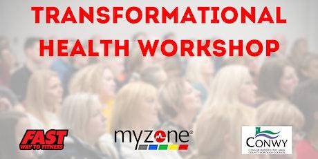 FAST 365 - Conwy Council Health Transformation Workshop tickets