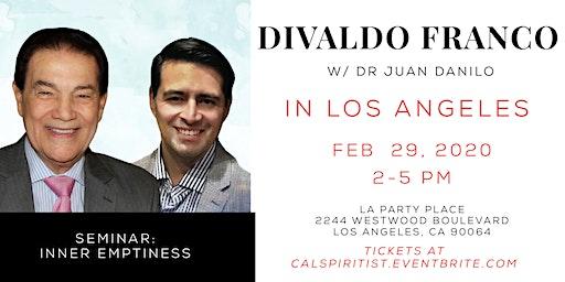 Seminar: Inner Emptiness (Divaldo in LA)
