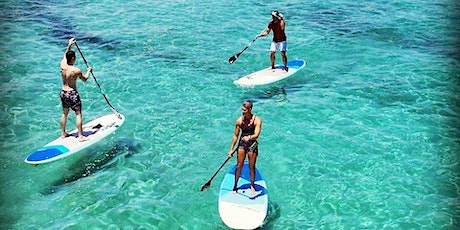 6 Week Stand Up Paddle Fitness & Skill Program - Saturday Mornings tickets