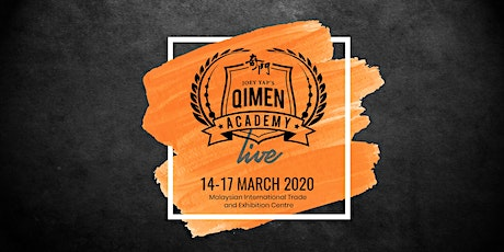 Joey Yap's Qi Men Academy Live 2020 tickets