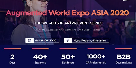 AWE Asia 2020 tickets