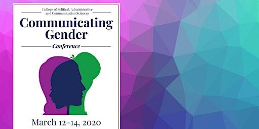 Communicating Gender Conference