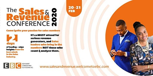 Sales & Revenue Conference