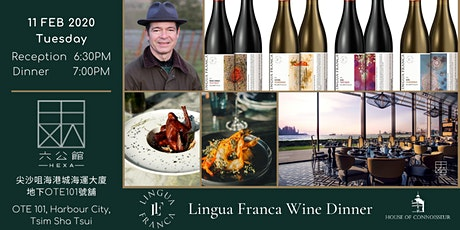 Lingua Franca Wine Dinner tickets