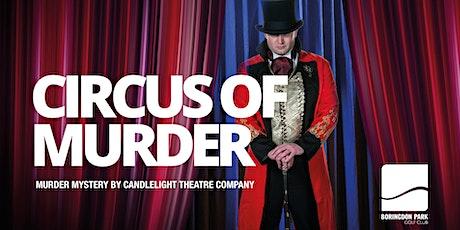 Murder Mystery: Circus of Murder tickets
