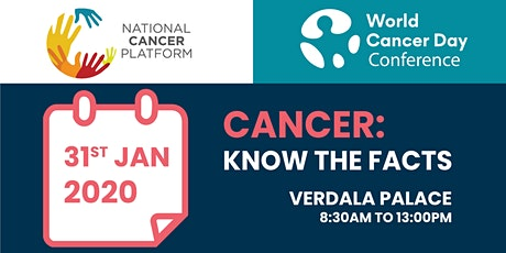Cancer : Know The Facts tickets