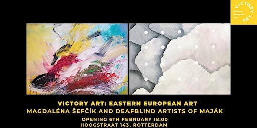 Victory Art | Magdaléna Ševčík and The Deafblind Artists of Maják (AWR2020)