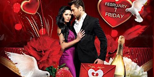 ♥Pre Valentine Red Dance at Exclusive Estate♥