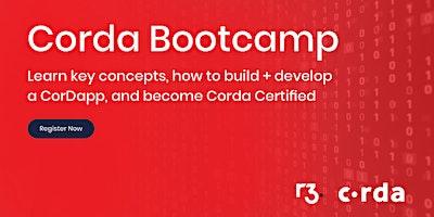 Corda Blockchain Bootcamp - Chennai