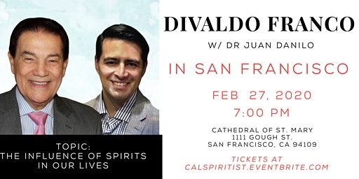The Influence of Spirits in Our Lives (Divaldo in SF)