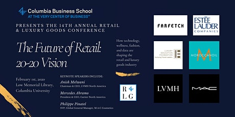 Columbia Business School's Retail and Luxury Goods Conference 2020 tickets