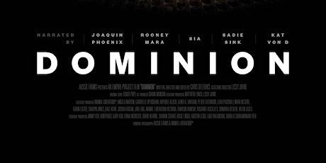 Dominion Film Screening - Tamworth Community Centre tickets