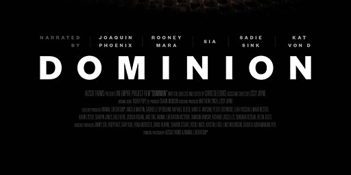 Dominion Film Screening - Tamworth Community Centre